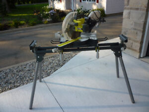 """12"""" Mitre Saw & Stand"""