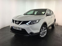 2015 NISSAN QASHQAI ACENTA DCI DIESEL 1 OWNER SERVICE HISTORY FINANCE PX WELCOME