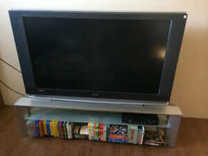 "SONY WEGA 55"" LCD (with TV stand)"