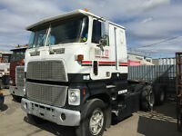 1981 Ford CL9000 Cabover 162,000 KM