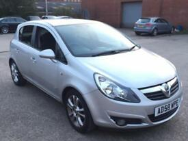 VAUXHALL CORSA 1.4 PETROL SXi 5 DOOR,HPI CLEAR,JUST CHANGED NEW TIMING CHAIN,A/C