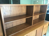 Beautiful Oak Bookcase