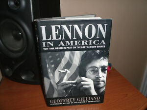 JOHN LENNON IN AMERICA BOOK