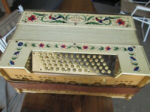 Accordion for MIJ 60s Electric Guitar
