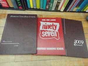 1997 Cambridge Narrows School Year Book