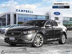 2016 Ford Taurus Limited EVERY OPTION AVAILABLE---AWD