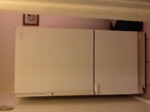 Inglis fridge and countertop stove for sale