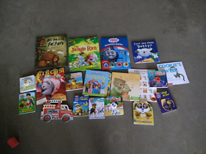 Lot of kids and baby books excellent condition