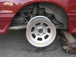 2 roues - slicks