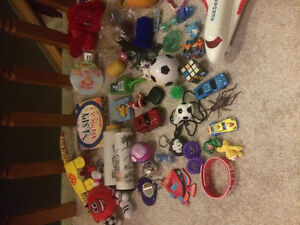 Young child's misc. toys