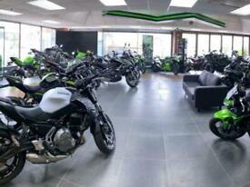 Kawasaki Ninja 1000SX 2021 5.9% APR interest on K.Options PCP available 48m t...