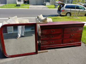 Furniture for free pick up.
