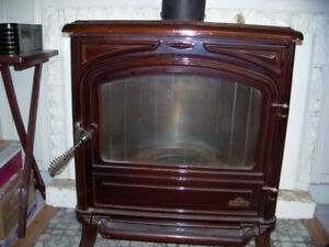 Napoleon OS10-2 gravity fed oil stove