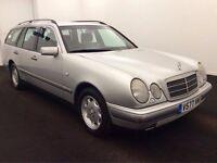 1999 V Reg Mercedes-Benz E Class Estate 2.4 V6 E240 Elegance 5dr, Petrol, 7 Seater, Automatic