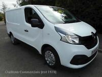 (NO VAT ) 2015 Renault Trafic SL27 Dci 'Business+' Energy 120ps diesel NO VAT)