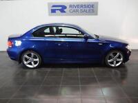 2010 60 BMW 1 SERIES 2.0 120I SPORT 2D AUTO 168 BHP