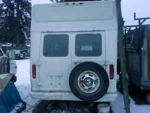 1988 FORD ECONOLINE 350 BUS with Wheelchair Lift Prince George British Columbia image 5