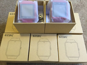 New Bluetooth Smart Wrist Watch for Android / iOS / LG / Sony