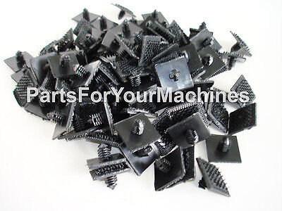 100 Velcro Snap Tabs Some Floor Machines Propane Burnishers 6e