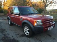 Land Rover Discovery 3 2.7TD V6 GS