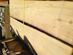 pine live edge pine slabs  lumber  kiln dried