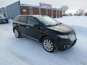 2011 Lincoln MKX  AWD Loaded Panorama Roof $168 Payment