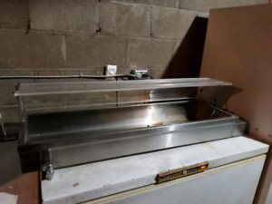 Counter Top Hot Table (Bain Marie)