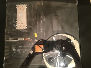 **NEGOTIABLE** GAMING PC WITH MONITOR