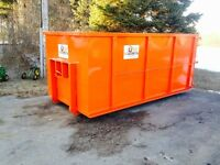 *** Flat Rate Bin Rental *** No Hidden Fees