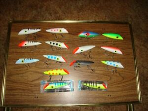 LYMAN FISHING LURES !!