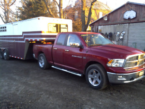2012 Ram Pick up 1500 Big Horn,quad cup