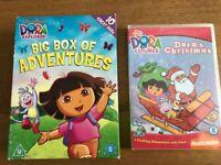 Dora Big Box of Adventures DVD boxed set