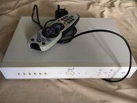 Sky + Plus Box and Remote