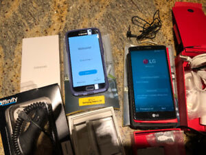 Lg G4 and Samsung S6