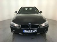 2013 63 BMW 320D SE TOURING AUTOMATIC DIESEL 1 OWNER SERVICE HISTORY FINANCE PX