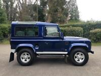 1996 Land Rover Defender 90 County Station Wagon 300 Tdi