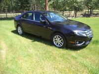 2012 Ford Fusion SEL, all wheel drive