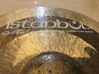 Istanbul 21 inch sultan ride cymbal