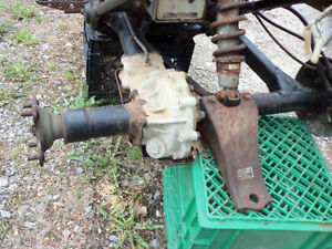 1985 Honda 250es Rear end Shaft drive Big Red Belleville Belleville Area image 1