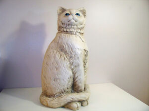 CAT STATUE***FIRST $30 GETS IT***