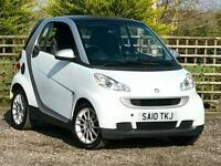 2010/10 SMART FORTWO 0.8 CDI DIESEL AUTO PASSION 38k MILES
