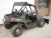 RZR 800 EFI loaded with options.