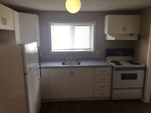 2 bedroom apartment - heat and light included