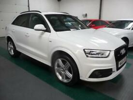 Audi Q3 2.0TDI ( 177ps ) 2015MY quattro S Line Plus