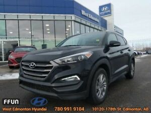 2016 Hyundai Tucson PREMIUM AWD  awd heated front and rear seats