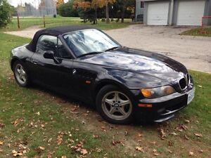 1996 BMW Z3 Roadster! Original James Bond Car!