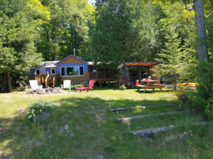 Weekly Cottage Rental -Steenburg Lake (Madoc-Bancroft area)