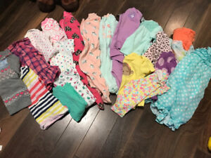 0-3 and 3-6 baby girls clothes