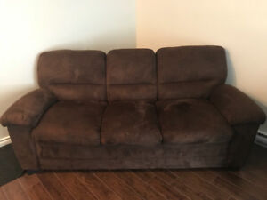 HARDLY USED COUCH