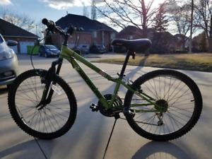 """24"""" Male Youth Bike"""